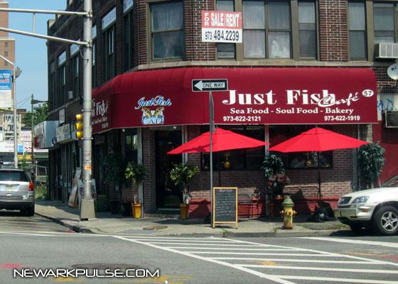 Online Menu of Just Fish Seafood Restaurant, Newark, NJ