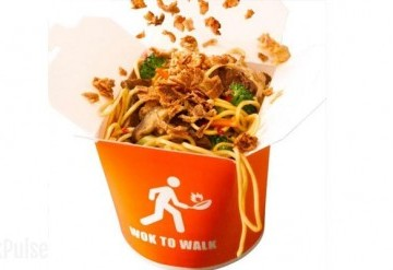Wok two Walk food