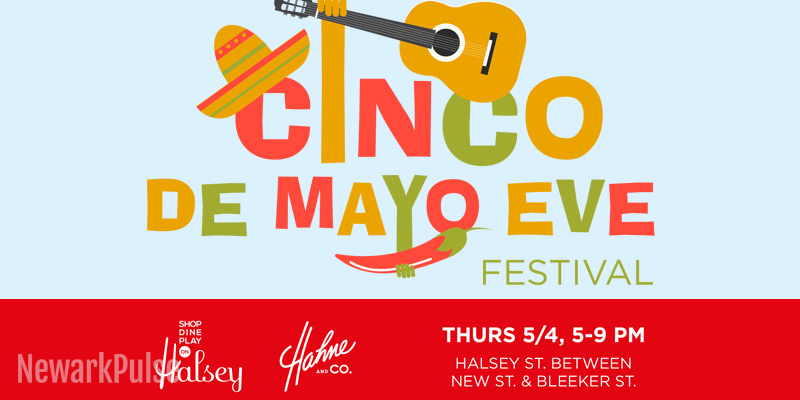 Cinco De Mayo Festival on Halsey Street