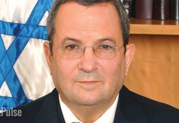 Ehud Barak - New Jersey Speakers Series