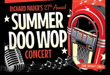 Richard Nader's 27th Annual Summer Doo Wop Concert