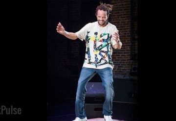 Savion Glover's Chronology of a HooFer