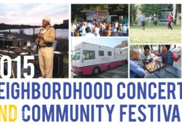 Neighborhood Festival at JFK Recreation Center