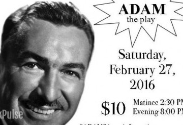 ADAM: The Play