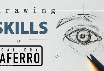 Drawing Skills for Teens at Gallery Aferro