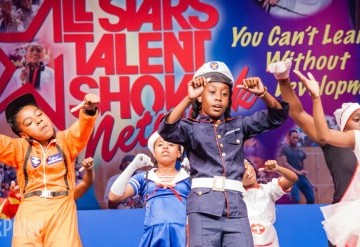 All Star Talent Show - Meeting & Auditions
