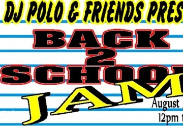 Back2School Jam at JFK