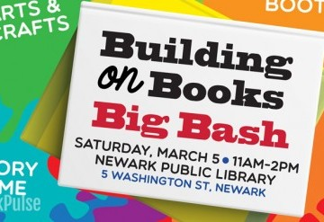 Building On Books Big Bash