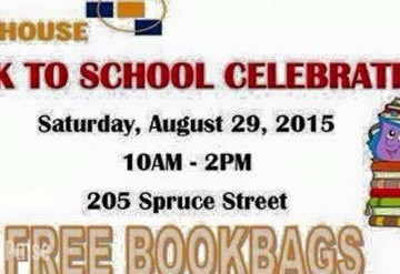 The Clubhouse Back to School Celebration