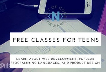 Free Code Classes for Teens: Orientation