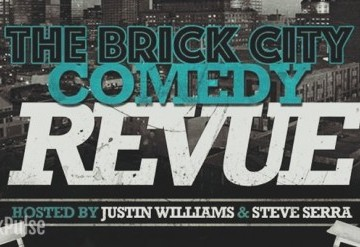 Brick City Comedy Revue 2016