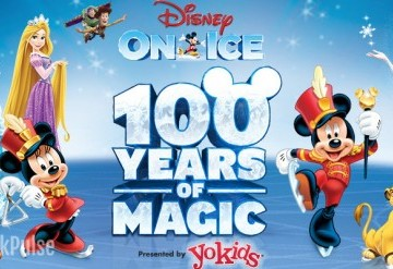 Disney On Ice: Celebrates 100 Years of Magic