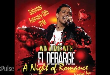 A Night of Romance with El DeBarge