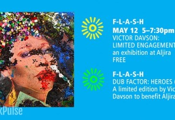 Flash Victor Davson: Limited Engagement Opening Reception