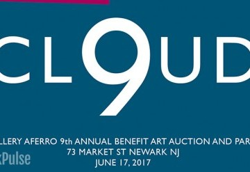 Gallery Aferro hosts CLOUD 9, 9th Annual Benefit Art Auction and Party