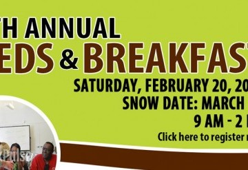 5th Annual Beds & Breakfast: Community Garden & Urban Farming Winter Seminar