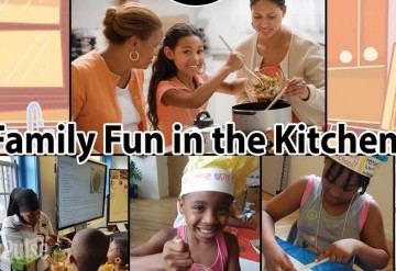 Family Fun in the Kitchen Program
