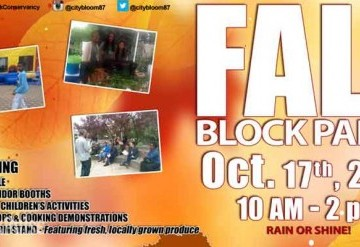 Fall Block Party 2015