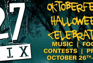 27 Mix Oktoberfest Halloween Celebration 2015