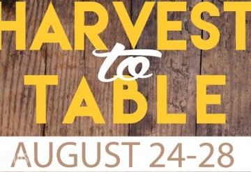 Harvest to Table Festival 2015