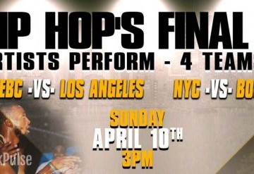 Entertainer's Basketball Classic NYC Final 4