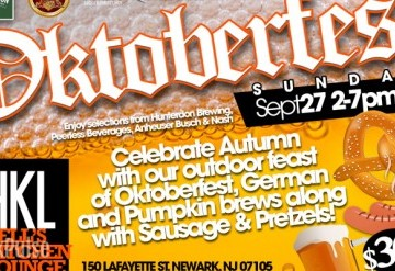 Oktoberfest at Hell's Kitchen Lounge 2015