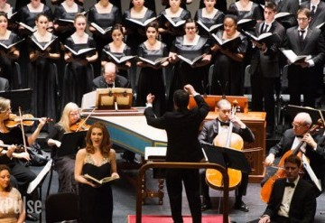 Handel's Messiah with NJ Symphony Chamber Orchestra