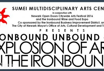 Explosion of Art in the Ironbound Fashion Show