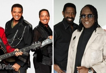 The Jacksons & The Commodores