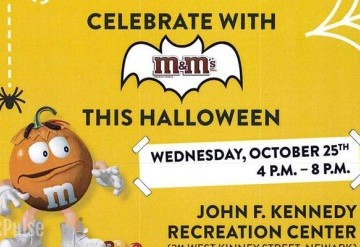 M&M's Spooktacular Celebration at JFK