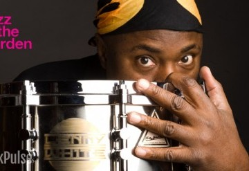 Jazz in the Garden: Lenny White