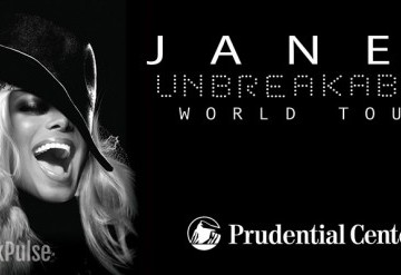 Janet Jackson Unbreakable World Tour (POSTPONED)