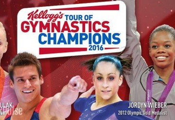 Kellogg's Tour of Gymnastics Champions 2016