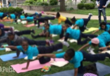 Free Kids Yoga Saturdays at the ClubHouse