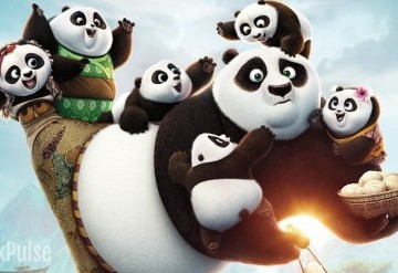 Riverbank Park Family Movie Night: Kung Fu Panda III