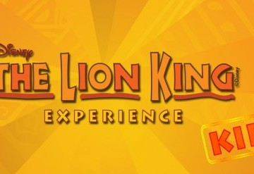 Lion King Kids at Luis Munoz Marin