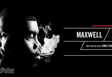 Maxwell and Nas
