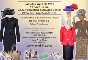 AVWF Mother's Day Closet