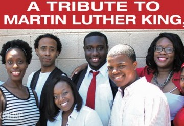 The Movement: an a cappella Musical - A Tribute to Dr. Martin Luther King, Jr.