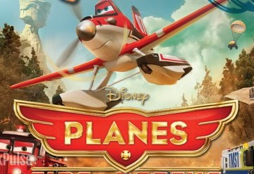Movies Under the Stars: Planes
