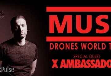 Muse with X Ambassadors
