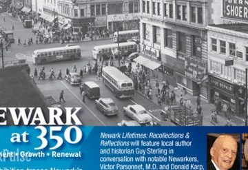 Newark at 350: Settlement, Growth, Renewal Opening Reception