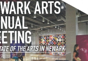 Newark Arts Annual Meeting: State of the Arts