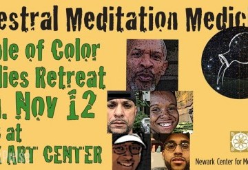 People of Color & Allies Retreat: Our Return to Ancestral Meditation Medicine