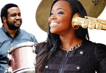 Camille Thurman & The Darrell Green Trio