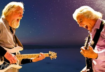 John McLaughlin and Jimmy Herring