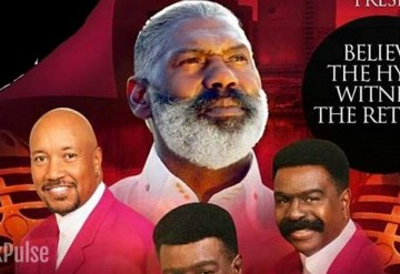 The Whispers Live In Concert
