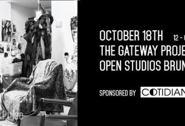 Gateway Project Open Studios Brunch