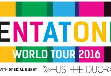 Pentatonix 2016 World Tour