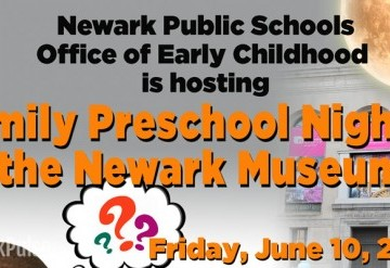 Family Preschool Night 2016
